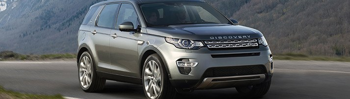 Land Rover Discovery Sport Rental - Hertz Dream Collection