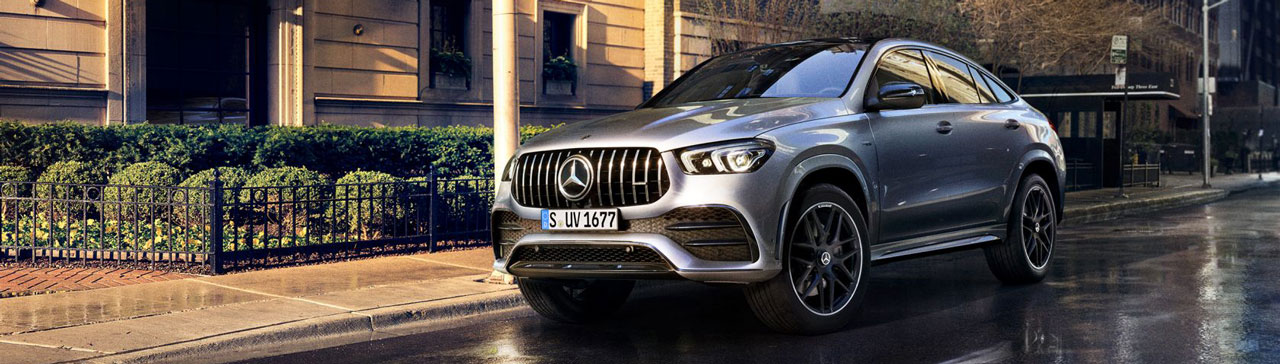 Mercedes GLE 63 AMG S Coupe