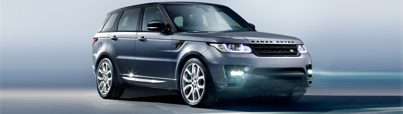 Land Rover Sport V8 Supercharged