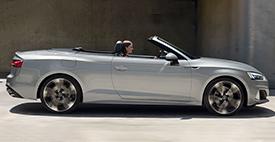 Audi A5 Cabrio 40TDI