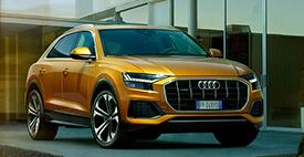 Audi Q8 50 TDI QUATTRO SPORT