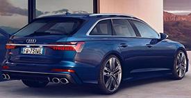Audi S6 Avant 3.0 TDI Quattro
