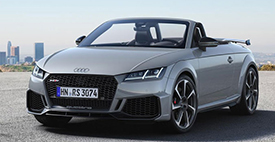 Audi TTRS Roadster 400cv