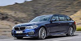 BMW 5 Series Station wagon