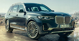 BMW X7 30d xDrive Msport