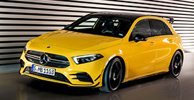 Mercedes A 35 AMG 4matic