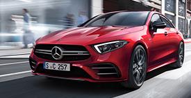 Mercedes CLS 53 AMG MildHybrid 4matic