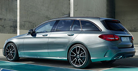 Mercedes Classe C Station Wagon 300de PlugInHybrid EQ-Power
