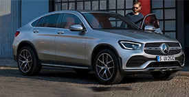Mercedes GLC Coupe 220d 4matic Sport