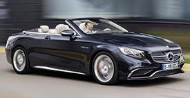 Mercedes S 560 cabrio Premium