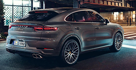 PORSCHE Cayenne Coupe' Turbo