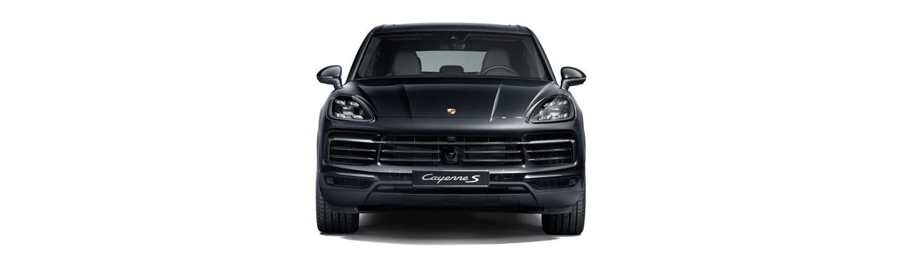 Porsche Cayenne S (New)