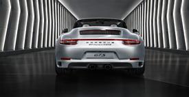 Porsche 911 Carrera 4 GTS Cab