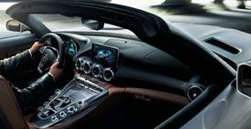 Mercedes AMG GT Cabriolet