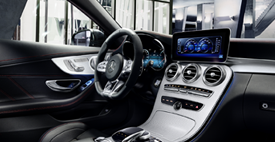 Mercedes C43 AMG CAB