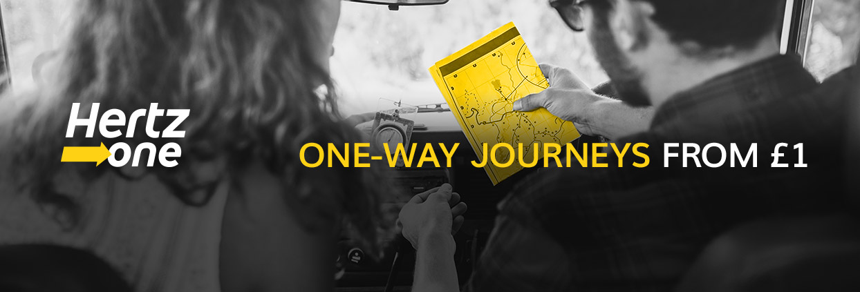 One Journey, just £1
