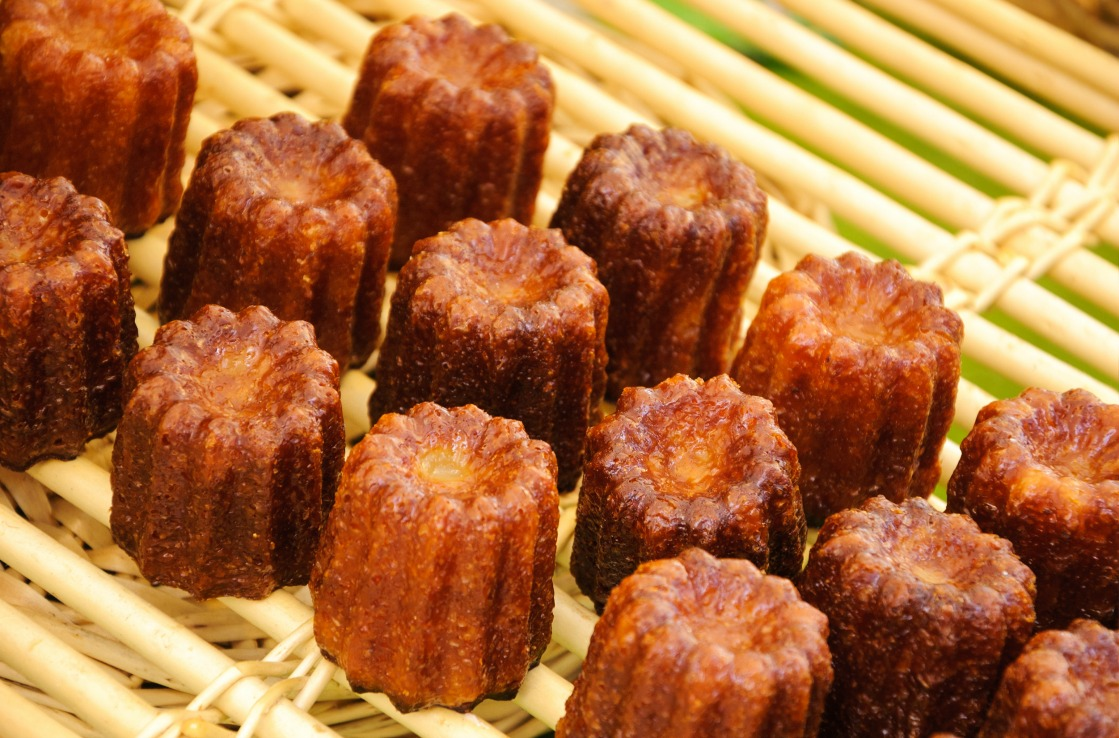Cannele culinary specialty BDX