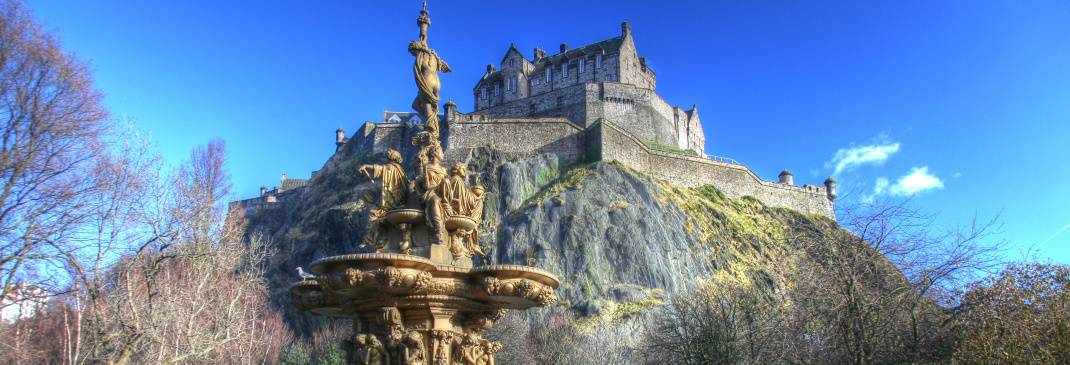A quick guide to Edinburgh