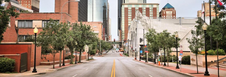 Driving in and around Kansas City