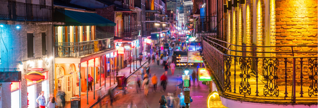 A quick guide to New Orleans
