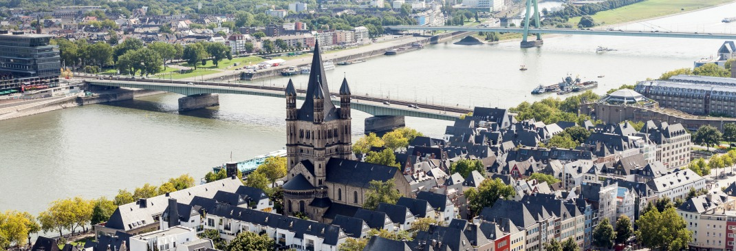 Dove andare dall'Aeroporto di Colonia-Bonn