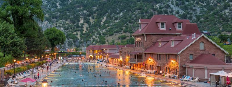Glenwood Hot Springs Resort/Iron Mountain Hot Springs Resort