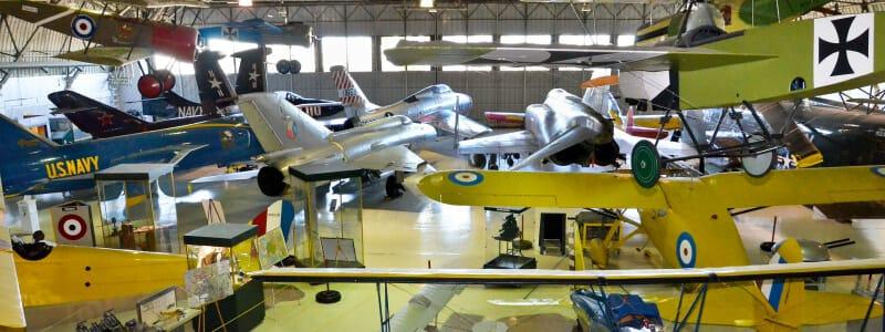 Combat Air Museum, Topeka