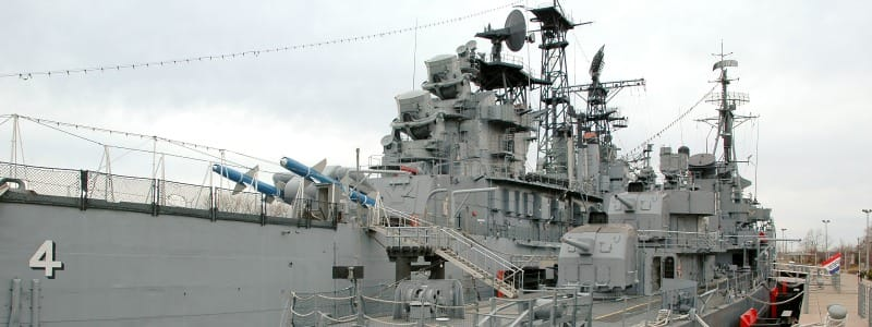 Parc naval militaire de Buffalo & Erie