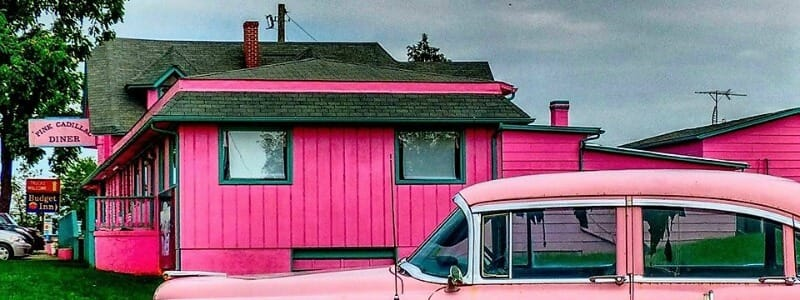 The Pink Cadillac Diner