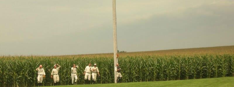 Dyersville – Field of Dreams baseball diamond