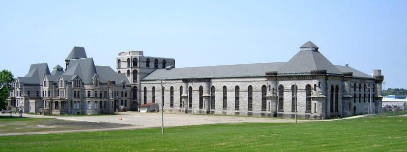 Ohio State Reformatory, Mansfield – The Shawshank Redemption