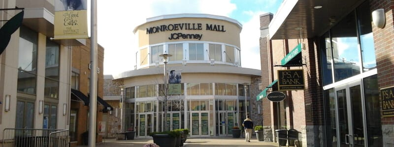 Monroeville Mall, setting for Dawn of the Dead