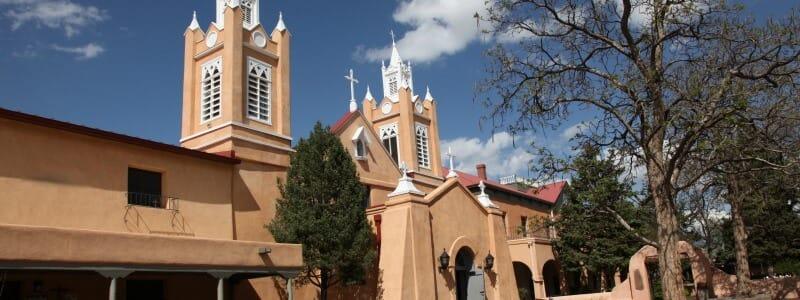 Vieille ville d'Albuquerque