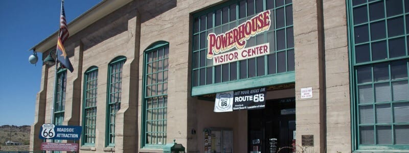 Kingman Historic Powerhouse / Route 66 Museum