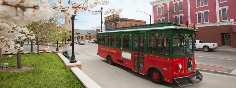 Cheyenne Trolley Tours