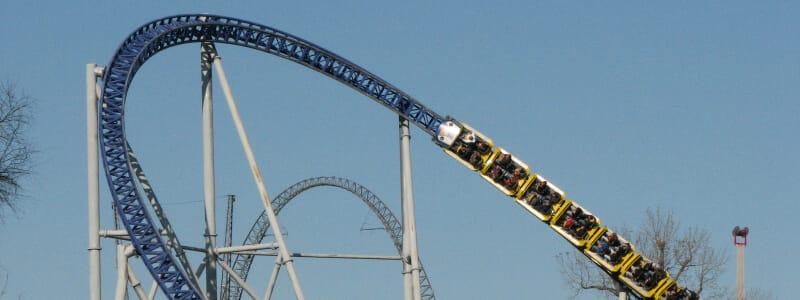 Millennium Force @ Cedar Point