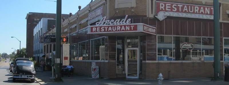Restaurant L'Arcade