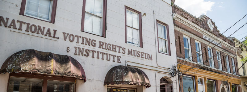 National Voting Rights Museum