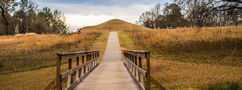 Ocmulgee Mounds, Georgia