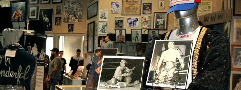 Professional Wrestling Hall of Fame & Museum